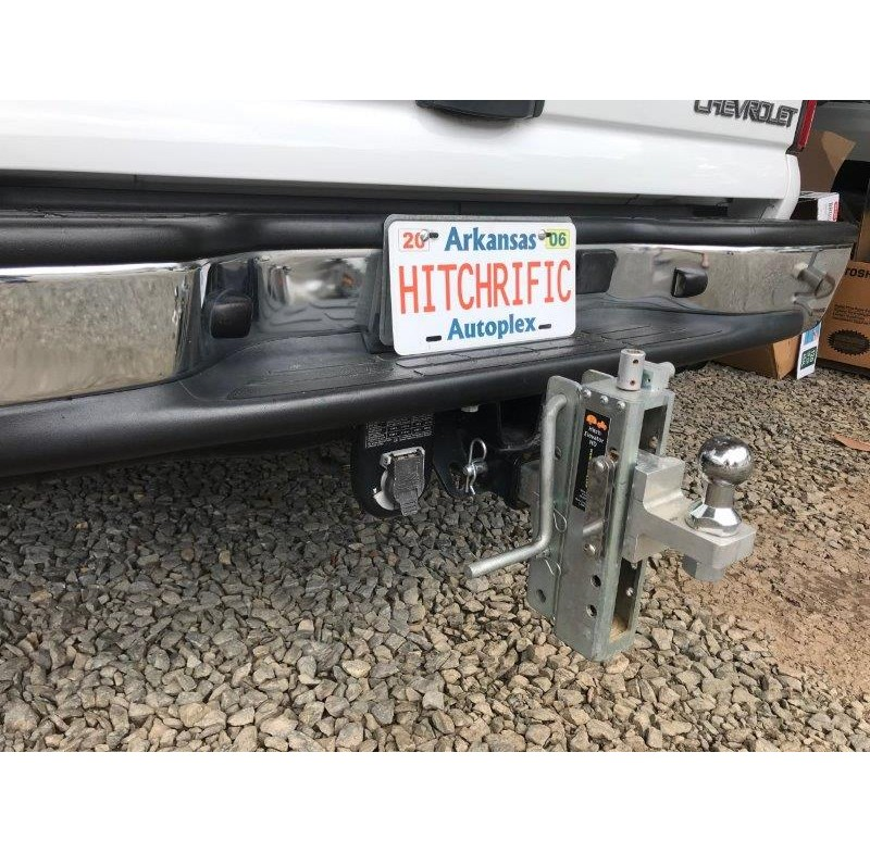 Hitchrific Hitch Elevator HD