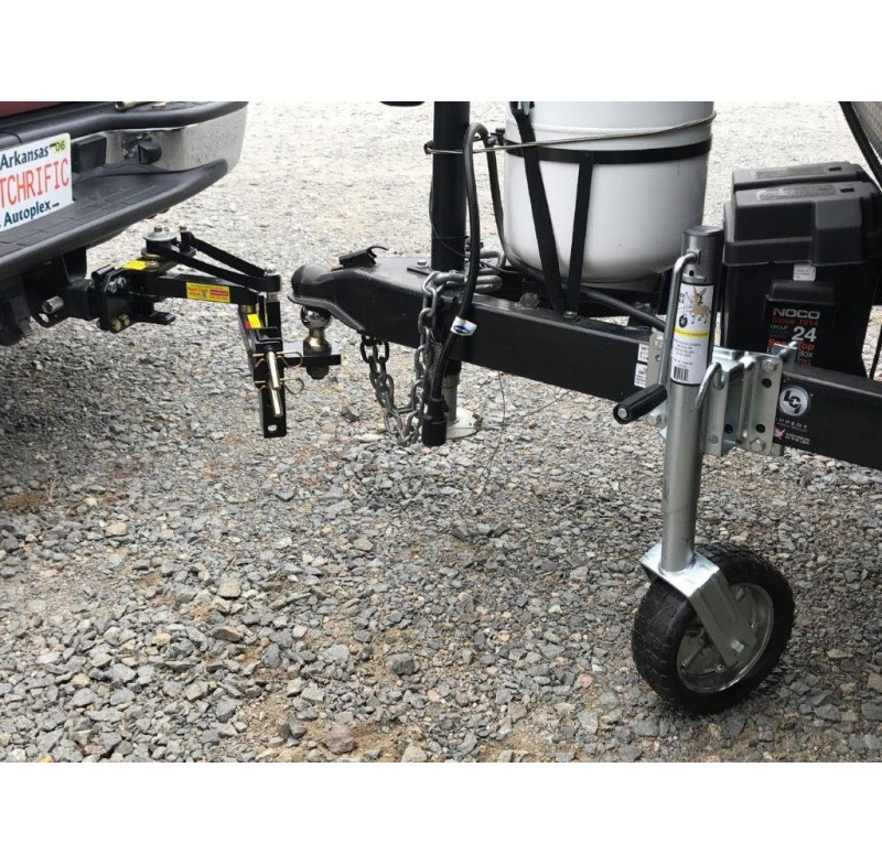 The Reel-Quik Hitch HD / Trailer Mule Christmas $100 Savings Package